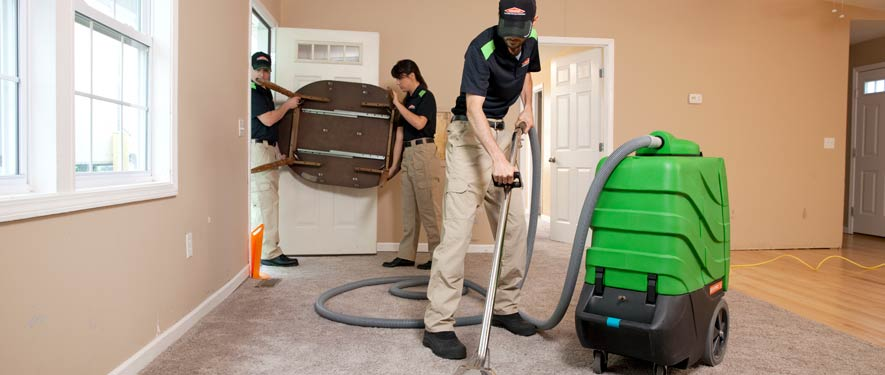 Bloomington, IN residential restoration cleaning
